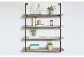 Industrial Pipe Bookcase Pipe Shelving Pipe Shelving Industrial Pipe Shelf