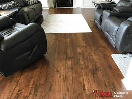 12 3mm Laminate Flooring Landmark Series Hand Scraped Caramel Apple Laminate