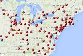 Supercharger Map Owning A Tesla In Brooklyn U2013 Will Schenk U2013 Medium