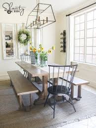 pottery barn farm dining table diy pottery barn inspired dining table for 100 furniture plans