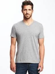 v neck t shirts for navy