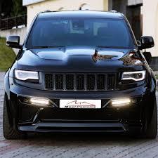 blue jeep grand cherokee srt8 maxicustoms tyrannos bodykit for jeep grand cherokee srt8