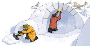 How To Build An Igloo In Your Backyard - how to build a quinzee snow shelter u2013 boys u0027 life magazine