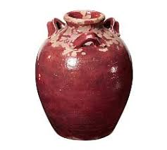 Small Red Vases Decorative Vases U0026 Faux Flowers Pottery Barn