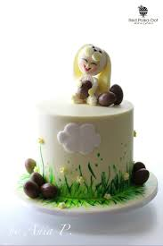 Easter Decorations Cakes by 81 Best Easter Images On Pinterest Easter Cake Bunny Cakes And