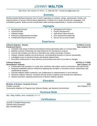 Systems Engineer Resume Examples by Best Resume Template Free Allfinance Zone
