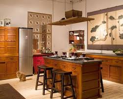 Japan Kitchen Design Artistic Space Savvy Kitchen Using Japanese Kitchen Design