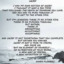 Words To Comfort Grief Grief By Gwen Flowers Jpg