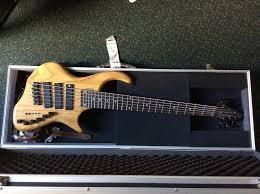 fanned fret 6 string bass 6 string fanned frets alfonso iturra bass
