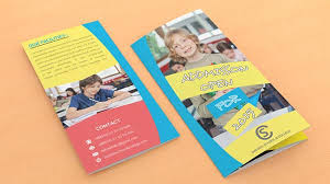 brochure design templates for education 20 creative exles of college and brochure design