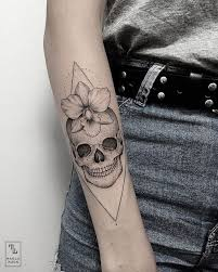 flower skull tattoos page 2 flowers ideas for review