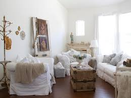 home decorating ideas living room shabby chic living rooms hgtv