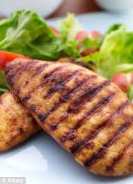 the best way to lose weight a diet filled with protein daily