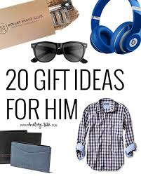 day gift for him 20 s day gift ideas for him chelcey tate