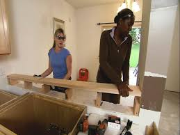 raising kitchen base cabinets how to create a raised bar in your kitchen how tos diy