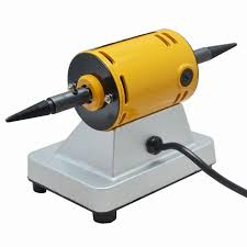 mini bench grinder buff polishing machine for jewelry tools and