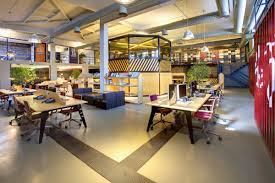 m駭age dans les bureaux studio studios workspaces lofts interiors