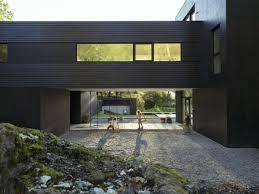 steep hillside house plans villa s norway saunders architecture architecture lab
