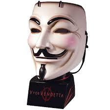 v for vendetta mask v for vendetta mask replica statues and displays