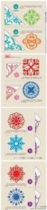 hawaiian quilt patterns by zonta snowflakes pinterest posts