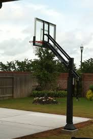 Backyard Sport Courts by Pro Dunk Silver Basketball System