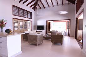 modern gourmet kitchen bethany u0027s at bukura first class vanuatu holiday accommodations