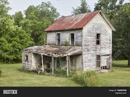 abandoned old farmhouse metal roof image u0026 photo bigstock