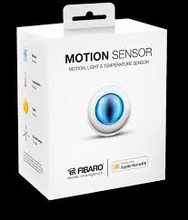 si e des motions motion sensor bewegungssensor und lichtsensor fibaro