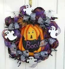 mesh halloween wreaths halloween wreath halloween mesh wreath halloween