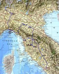 Map Of Genoa Italy by Italy 2004