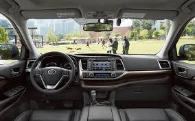 Toyota Highlander Interior Dimensions Comparison Toyota Fortuner 4x4 Gx 2016 Vs Toyota Highlander
