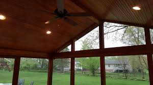 screen porch roof screened porches dayton u0026 cincinnati deck porch and outdoor