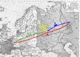 Mia Terminal Map Russland Planung Vorbereitungen Und Einreise U2013 One Man One Map