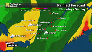 Map Of Quebec Province News Top Tweets 7 Photos Show Severity Of Flooding In Quebec