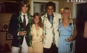 Obama Hawaii by President Obama U0027s Hawaiian Prom Photo Is Kind Of Amazing Glamour