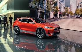 crossover cars bmw bmw concept x2 compact sports crossover to debut in 2018 evo