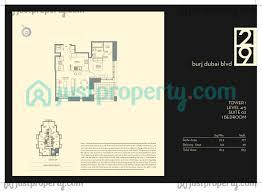 29 boulevard tower 1 floor plans justproperty com