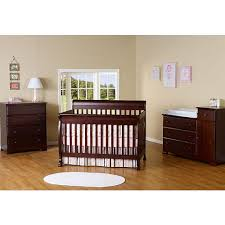 Nursery Furniture Sets Babies R Us Davinci Kalani 4 In 1 Crib With Toddler Rail Espresso Davinci