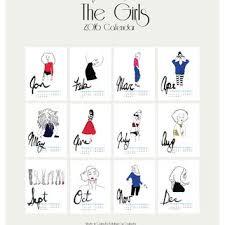 printable calendar 2016 etsy printable the girls white daily from kimaanidesign on etsy