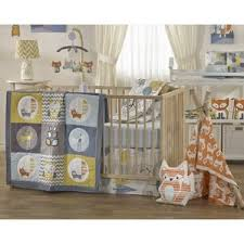 Monkey Crib Bedding Set by Gender Neutral Crib Bedding You U0027ll Love Wayfair