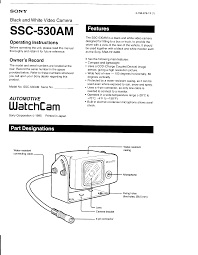 ssc camera wire diagram ssc wiring diagrams