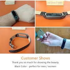 leather wrist strap bracelet images E zone mi band 2 strap for xiaomi mi band 2 straps bracelet for mi jpg