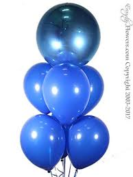balloons same day delivery blue balloon bouquet same day balloon delivery orange county ca