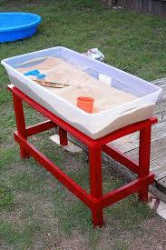 Sand Table Ideas Diy Crafts Ideas Diy Sand Table Never Thought About Using A