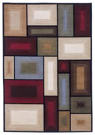 Modern Contemporary Rug Contemporary Area Rugs R By Signature Design By Ashley Wayside