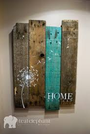 dandelion wood plaques wall 82 best pallet signs images on wood projects wood