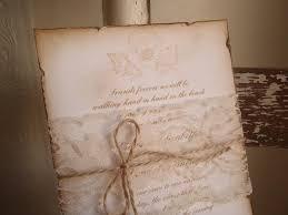 wedding invitations handmade vintage lace wedding invitation shells destination
