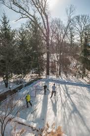 How To Make A Skating Rink In Your Backyard Backyard Ice Rinks Can I Build A Rink Over My In Ground Pool