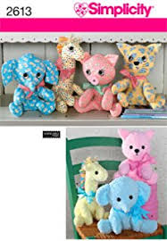 sew cute to cuddle 12 easy soft toy and stuffed animal sewing