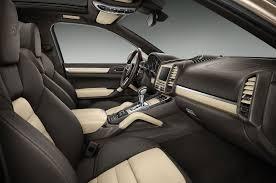 Porsche Cayenne Red Interior - 2015 porsche cayenne turbo by mansory exterior and interior